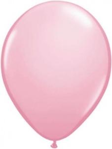 Ballonnen Onbedrukt Pink 100 Stuks
