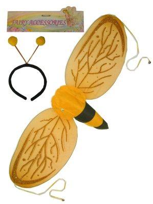 Bijenvleugels Diadeem