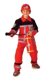 Brandweer Rood Pak Kind