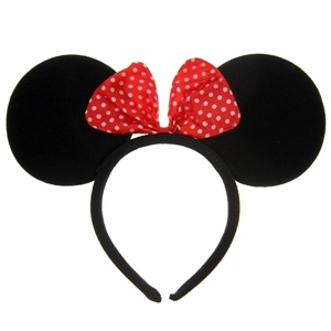 Diadeem Mini Mouse Oren