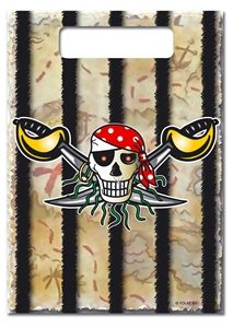 Feestzakjes Red Piraat