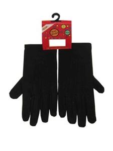 Handschoenen Kort Zwart Luxe