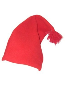 Kabouter Muts Rood
