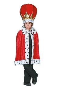 Prinsencape Kind Rood