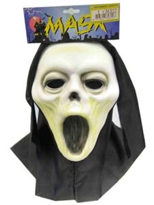 Scream Masker Vynil Doek