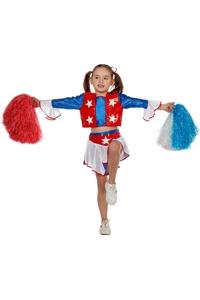 Cheerleader Meisje Jurkje