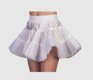 Petticoat Wit Zacht