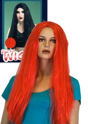 feest bordeel rood haar