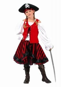 Pirate Meisje Jacky
