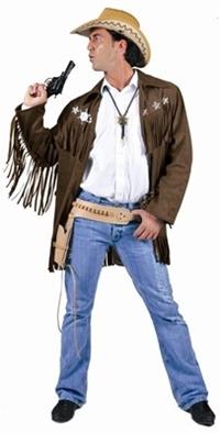Cowboy Jas Heren