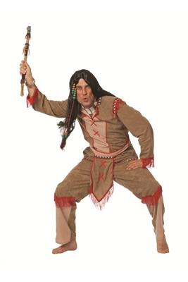 Indianen Kostuum Heren Hiawatta