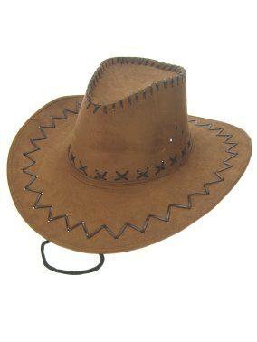 Cowboyhoed Torro Bruin