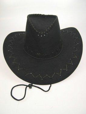 Cowboyhoed Torro Zwart