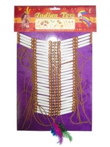 Indianen Hals Decoratie Middel
