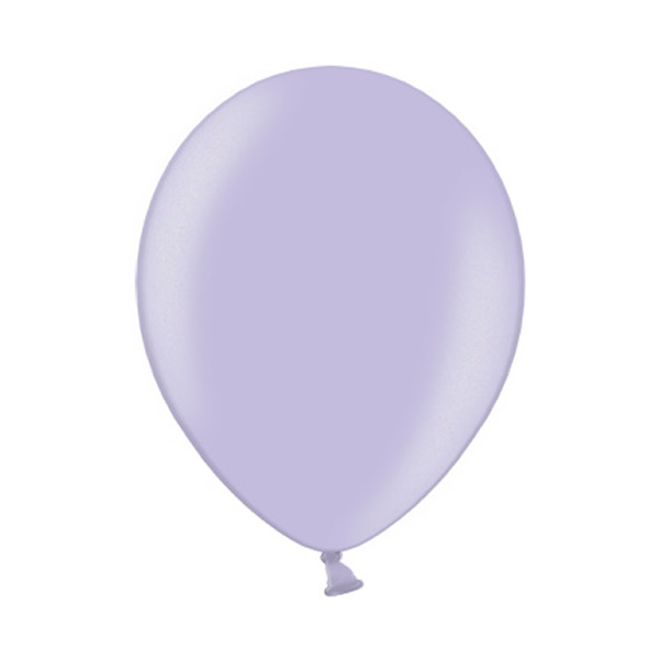 Ballonnen Metallic  Lavendel 10 Stuks