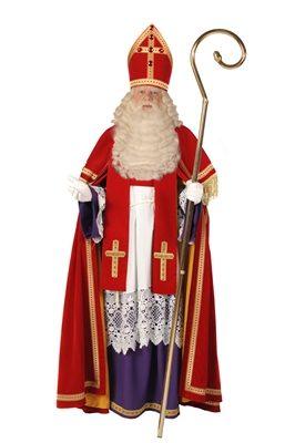 Sinterklaas Kostuum TV Sint