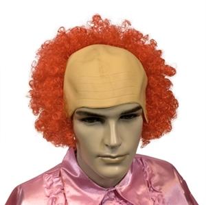 Kaalkop Rood Haar