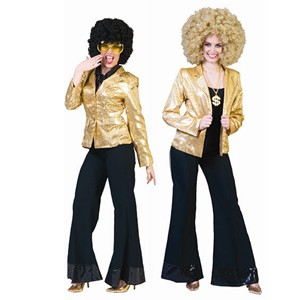 Disco Colbert Goud Dames