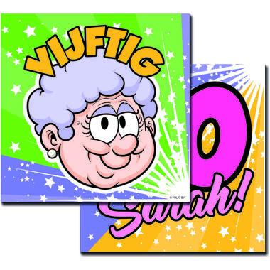 50 Jaar Sarah Spullen
