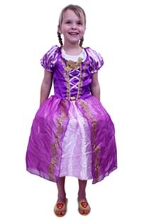Prinses Jurk Amalia Meisje