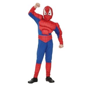 Spinnenheld Kostuum Kind Gespierd