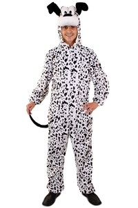 Dalmatier Hond Pluche Kostuum