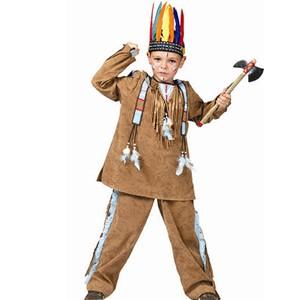 Indianen Kostuum Jongen Pow Wow
