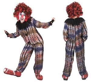 Scary Clown Kostuum Kind