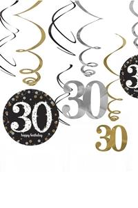 Draai Hangers 30 Jaar Leeftijd