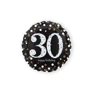 Folieballon 30 Sparkling