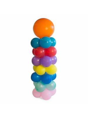 Ballonnen Pilaar Set