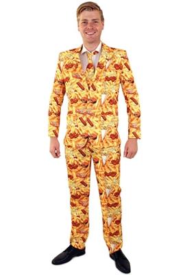 Snackbar Kostuum Heren