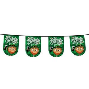 Vlaggenlijn St Patricks Day