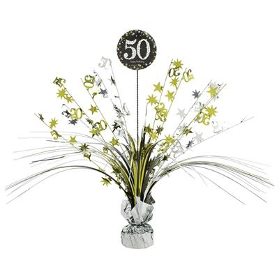 Tafelstuk Centerpiece 50 Jaar
