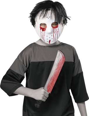 Masker Met Mes Jason